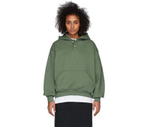 Sixth Collection Everyday Henley Hoodie