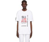 Pig 'Veteran' Tshirt