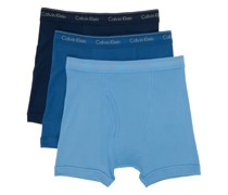 Three-Pack Cotton Classic Fit Boxer Slip