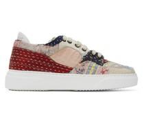 Silk Sneaker