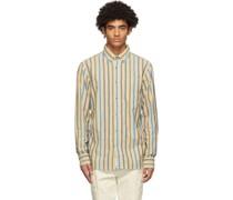 Striped Vintage Oxfordhemd