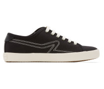 Canvas Court Sneaker