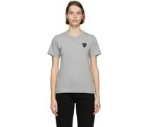 & Layered Heart Tshirt