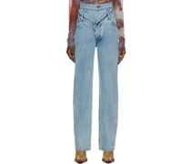 Waistband Jeans
