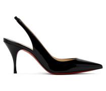 Patent Clare Sling Heel