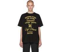 Harder Deeper Big Fit Tshirt