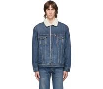 Sherpa Vintage Fit Jacke