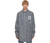 Zip Pocket Big Fit Shirt