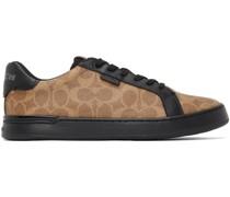Tan & Lowline Sneaker