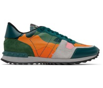 & Camo Rockrunner Sneaker