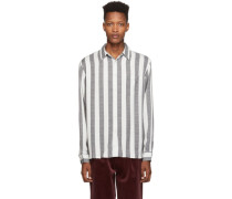 Jumbo Stripe Perry Shirt