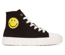 Smiley Edition High-Top Sneaker