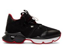 -Turnschuh Flat Sneaker