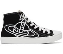 & Plimsoll High Sneaker