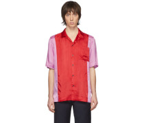 Colorblocked Pocket Shirt