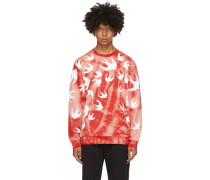 McQ Swallow Batik Sweatshirt