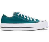 ' Color' Platform Chuck Taylor All Star Low Sneaker