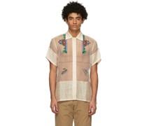 Pagoda Short Sleeve Hemd