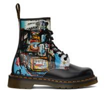 Jean-Michel Basquiat Edition 1460 Stiefel