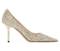 Coarse Glitter Love 85 Heel