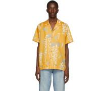 Over The Falls Hawaiian Shirt