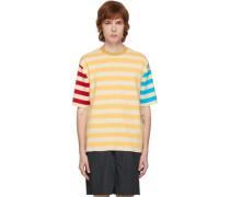 Knit Striped Tshirt