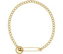 Pin Halskette