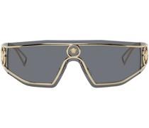 & Shield Medusa Sonnenbrille