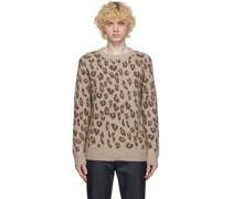 Leopard Esther Pullover