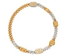 Greek Key Halskette