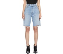 90s Mid-Rise Loose Shorts