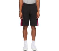 3D Trefoil 3-Stripe Sweat Short