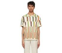 Stripe Lapped Tshirt