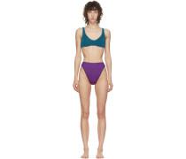 Lurex Sporty Bikini