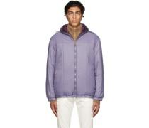 Reversible Hooded Jacke