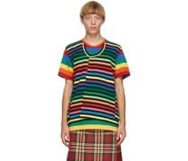 Horizontal Stripe Tshirt