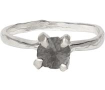 Splice Diamond Ring