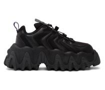 Suede Halo Sneaker