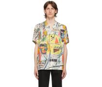 Jean-Michel Basquiat Edition Short Sleeve Shirt