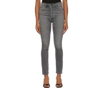 'The High-Rise Slim' Jeans