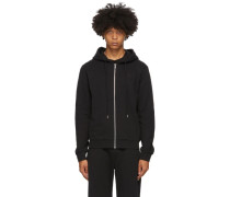 McQ Swallow Clean Zip-Up Hoodie