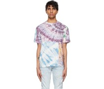 Batik Patchwork Tshirt