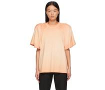 Ruched Shoulder Tshirt