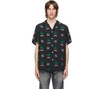 High Times Edition Pot Leaf Shirt