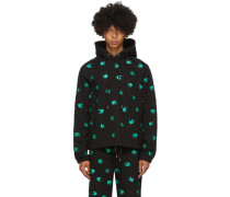 McQ Swallow Allover Hoodie