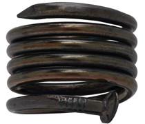 Spiral Nail Ring