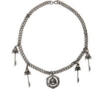 C2H4 Edition Compass Halskette