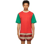 Colorblock Johnson Tshirt