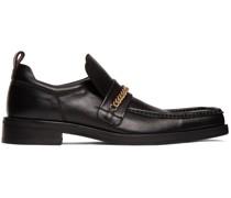Square Toe Stiefel Loafer