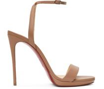 Loubi Queen 120 Heeled Sandale